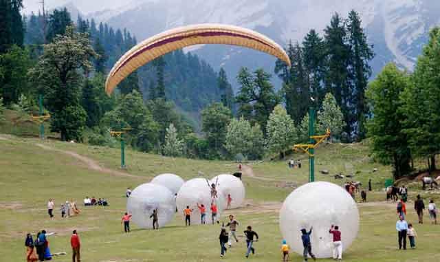 Garhwal Paragliding