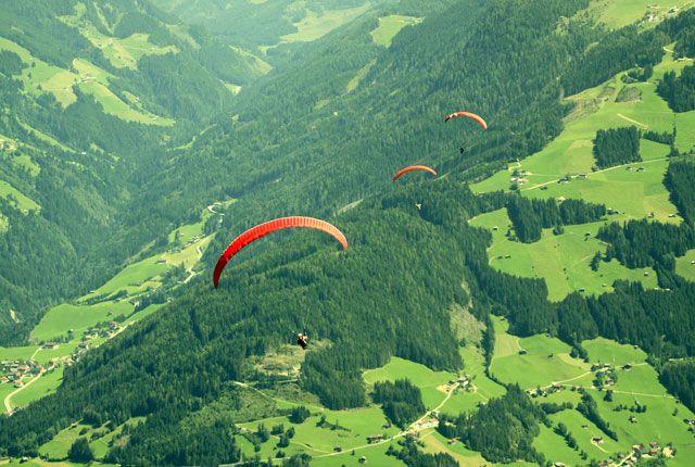 Paragliding, Bir Billing