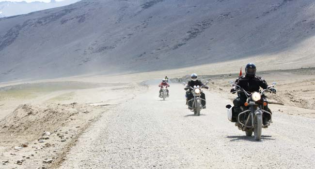 Tso Moriri Tour by Bike