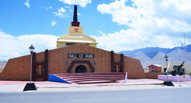 Hall of Fame, Ladakh