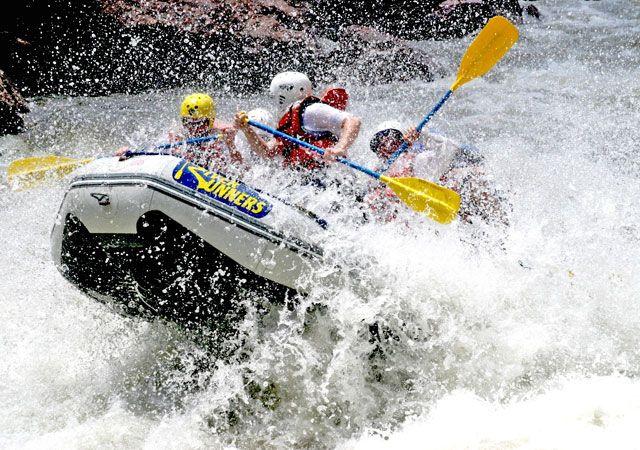 River rafting, Kullu