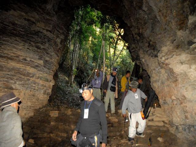 Thalon cave
