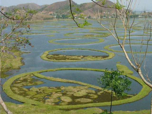 Loktak Lake