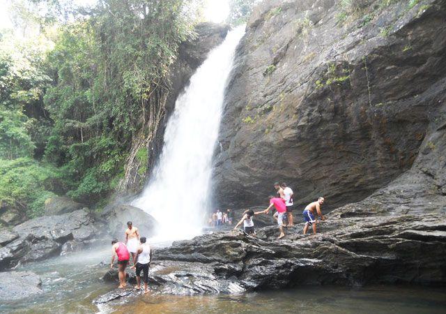 Chadwick Waterfall, Shimla