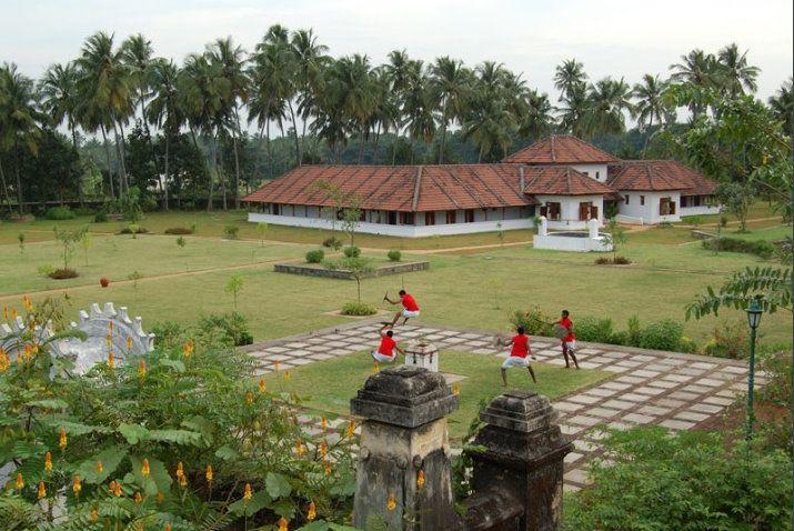 Kalari Kovilakom in Kerala