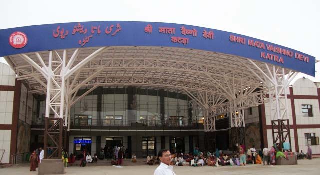 Katra Railway Station