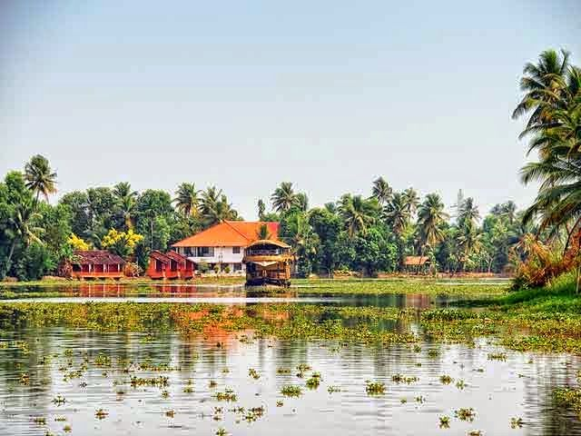 Best Places for Honeymoon in Alleppey