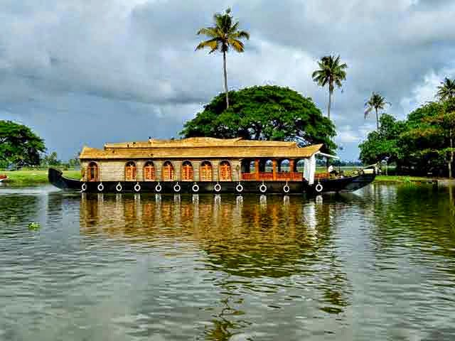 Kasargod Backwaters