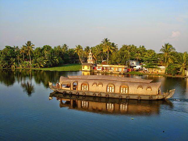 Kuttanad Backwaters