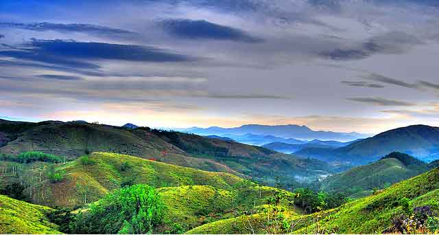 Vagagamon Honeymoon Tour