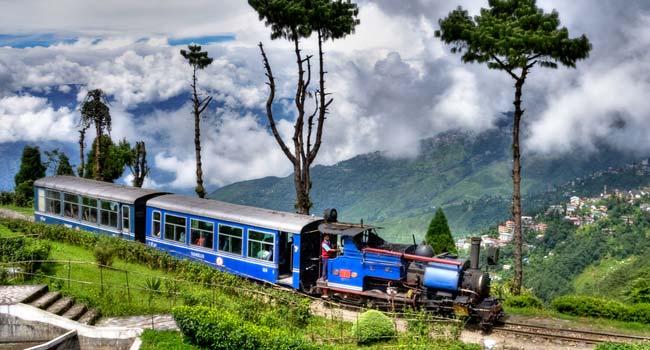 Himalayan Queen Train, Darjeeling