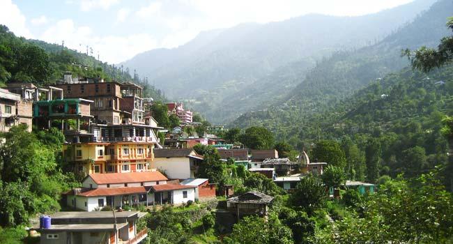 Tirthan valley, Himachal Pradesh