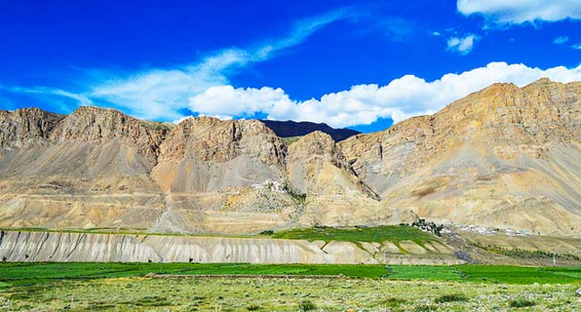 Kaza, Himachal Pradesh