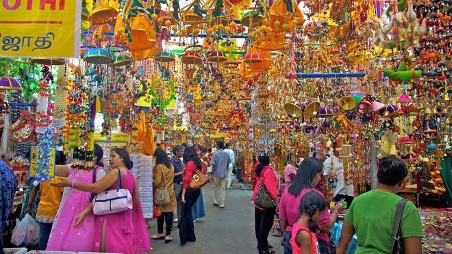 Enjoy Shopping at Little India in Singapore