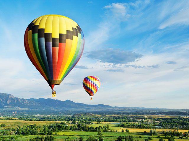 Air Ballooning in Sri Lanka