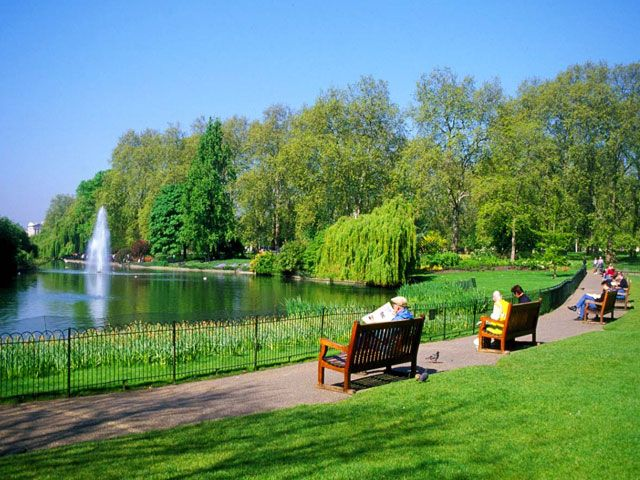 Hyde Park of London