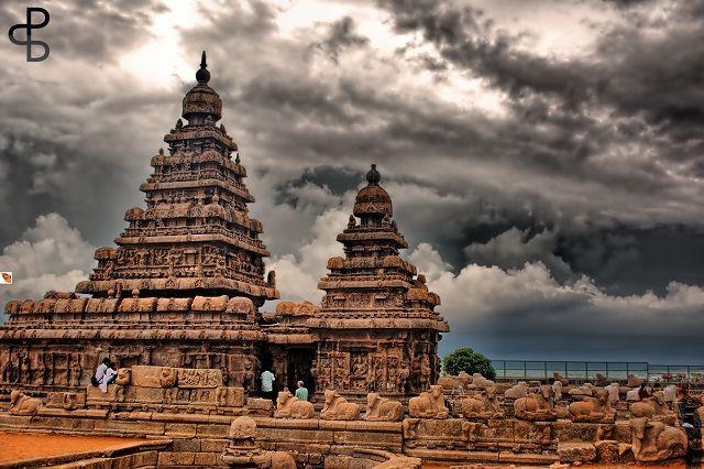 Mahabalipuram Shore Temples