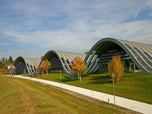 Zentrum Paul Klee in Switzerland