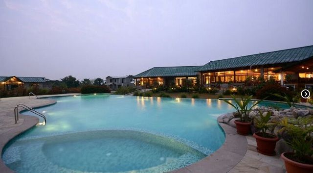Aahana resort Corbett national park
