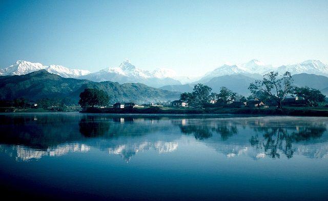 Phewa Lake, Nepal