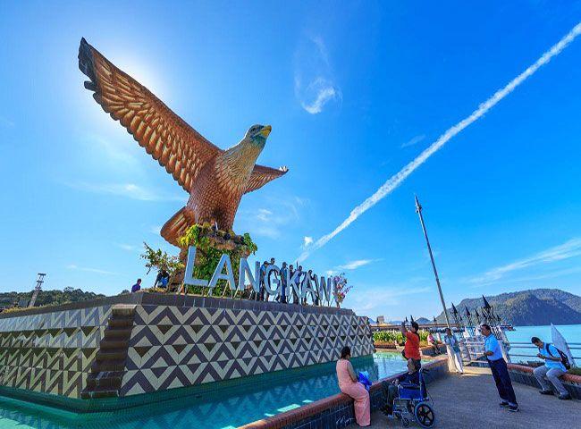 Eagle Square, Malaysia