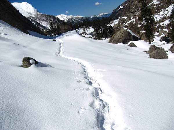 Har ki Dun: Winter Treks in India