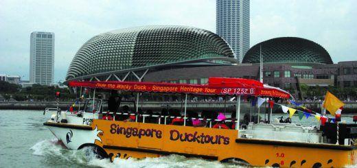 Duck-tour