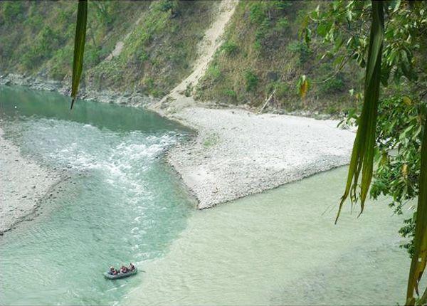 darjeeling-rafting