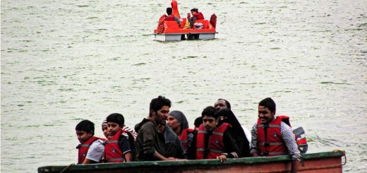 Ulsoor Lake Boating: Things to do in Bangalore with Kids