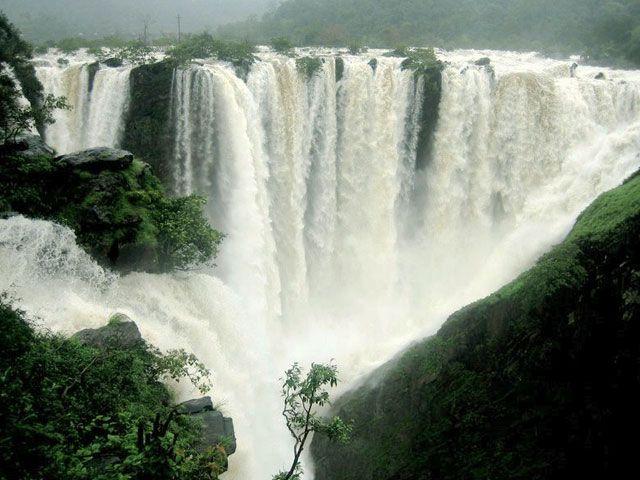 Jog Falls: Jog Falls in Karnataka