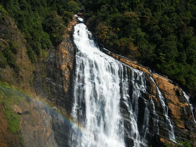 Unchalli Falls: Waterfalls in Karnataka