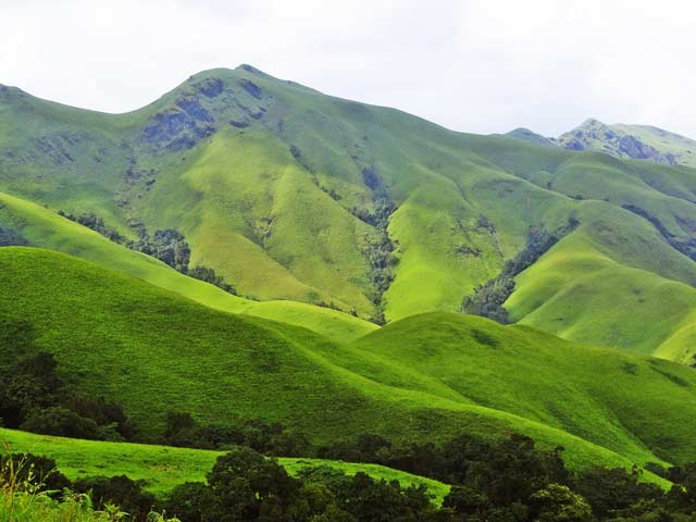 Kudremukh Hill Station