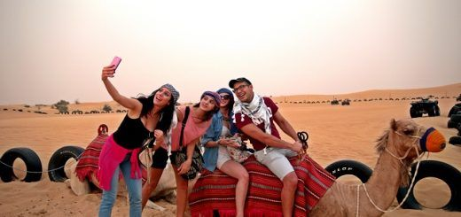 One of the most adventurous things to do in Dubai.