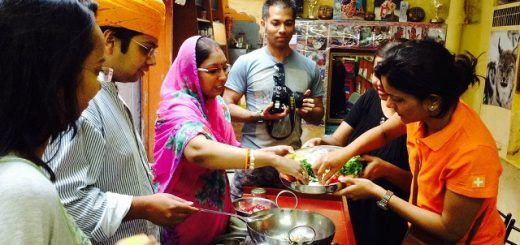 Cooking classes in Rajasthan