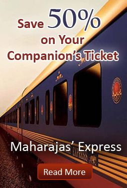 Maharajas Express offer - 2016