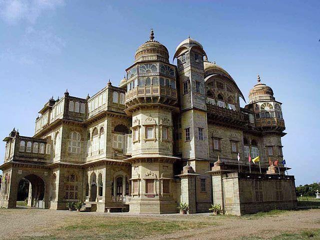 Aina Mahal Bhuj Gujarat