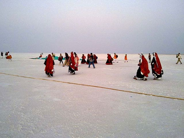 Rann of Kutch: places to visit in gujarat