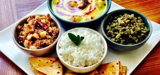 vegan dishes in india