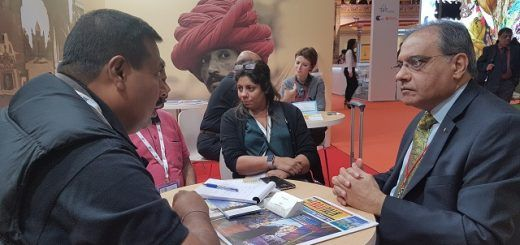 World Travel Mart London 2016