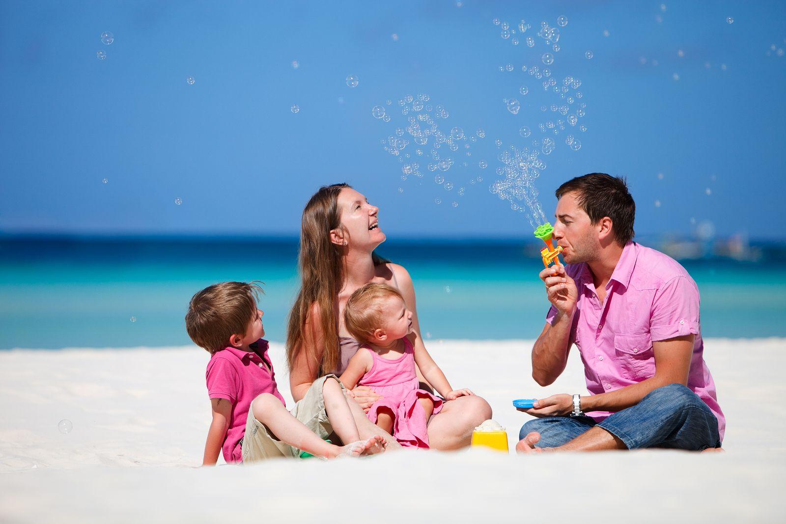 Andaman Islands - Wonderful child friendly holidays in India