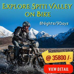 Spiti Bike Tour