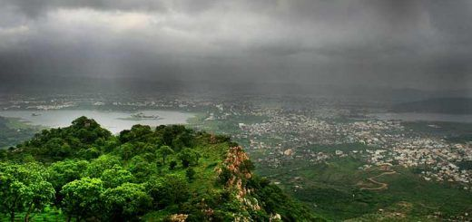 Udaipur in Monsoon Season