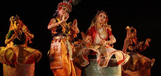 Manipur dance