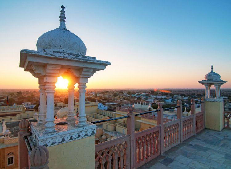 Havelis of Rajasthan