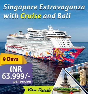 singapore with Bali Tours