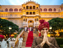 Palace Weddings in India