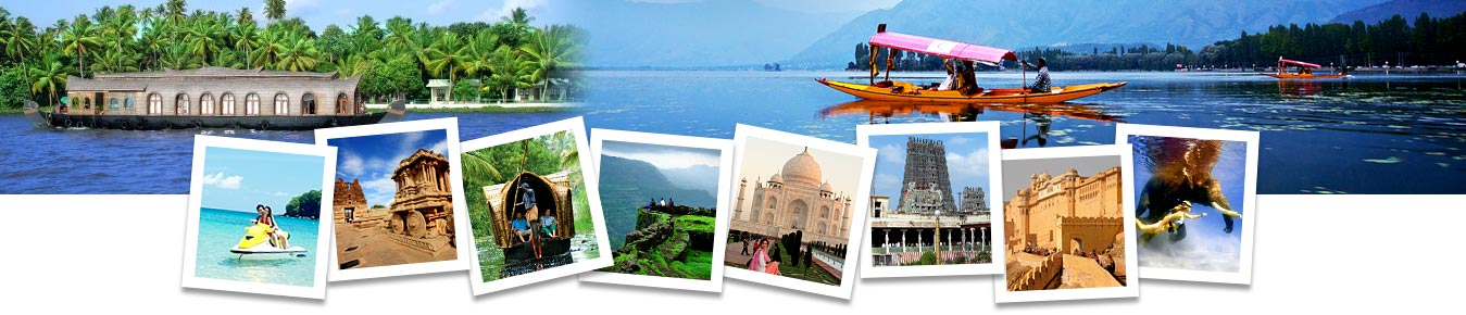 Tourism India Banners Digitization Banners