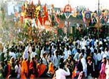 Rath Yatra, Gujarat