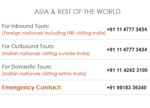 India Tours: Holiday Packages in India | Tourism of India