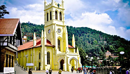 Churches in Himachal